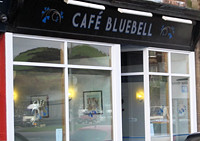 cafe bluebell