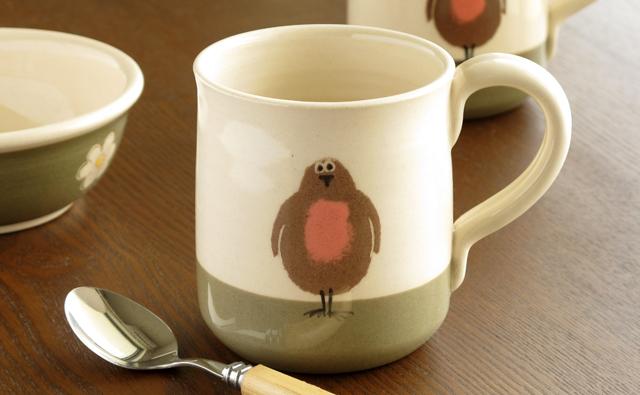 ロビン マグカップ